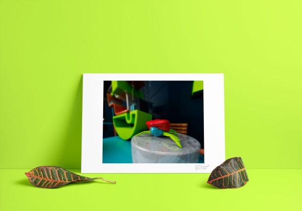 Beetle 3D diseñado por Carlos Forcen