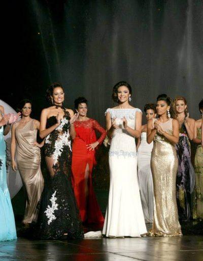 Carlos Forcen Miss World Spain