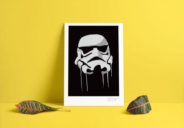 Imperial Soldier Carlos Forcen Ilustracion digital