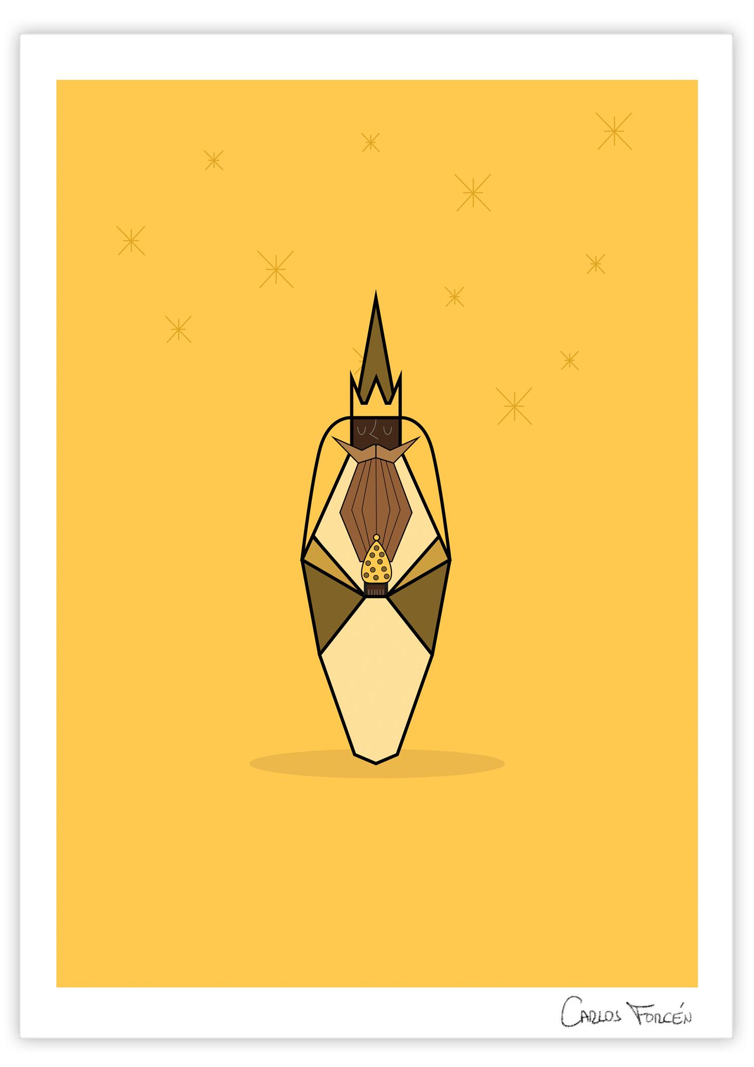 baltasar_rey-mago_2019-carlos_forcen-ilustracion-signed